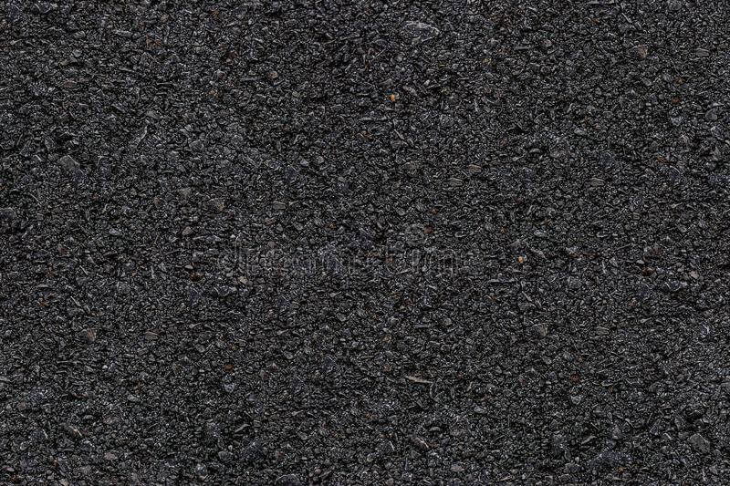 Asphalt Clean New Black road seamless texture  pattern for background stock images
