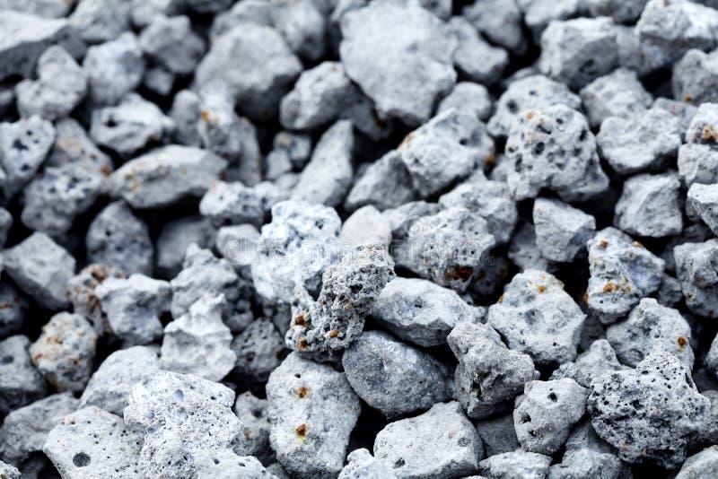 Asphalt Concrete-steen, close-up royalty-vrije stock afbeeldingen