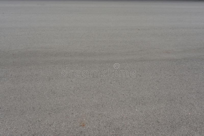 Asphalt road background Texture of the tarmac, top view. royalty free stock photos