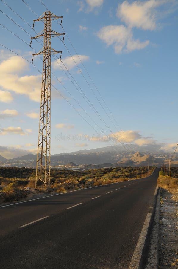 Download Asphalt Road In The Desert Royalty Free Stock Images - Image: 34235199