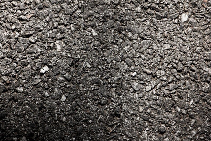 Asphalt road texture stock image