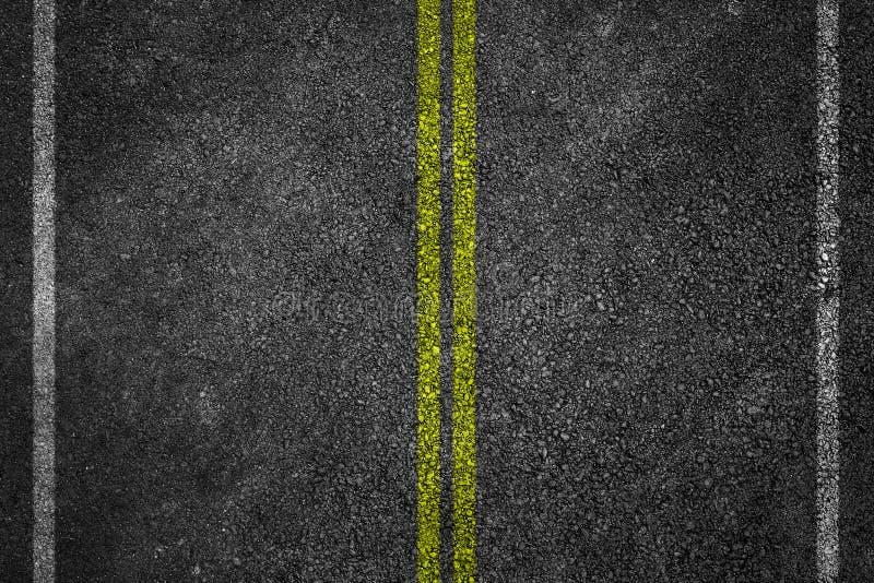 Asphalt Road Texture. stock photo