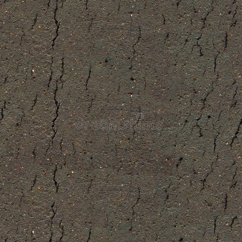 Asphalte ou texture ou fond sans couture de bitume photo libre de droits