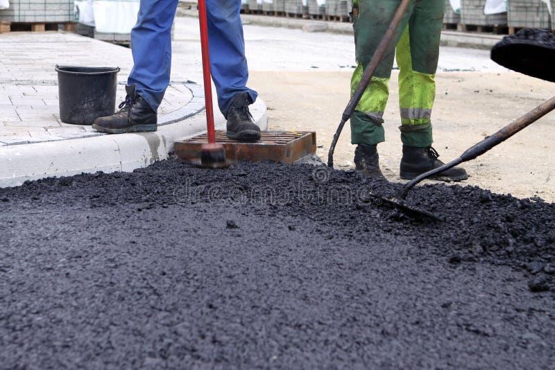 Download Asphalting stock photo. Image of builder, grate, asphalt - 15722338