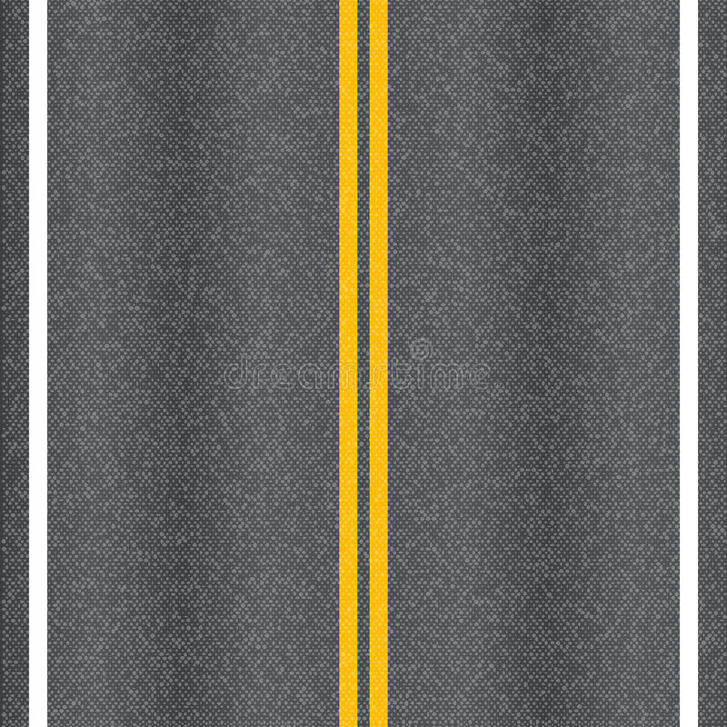 Asphaltstraßebeschaffenheit stock abbildung