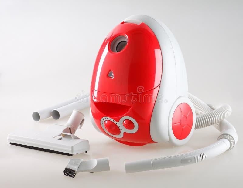 Aspirador de p30 vermelho bonito imagem de stock