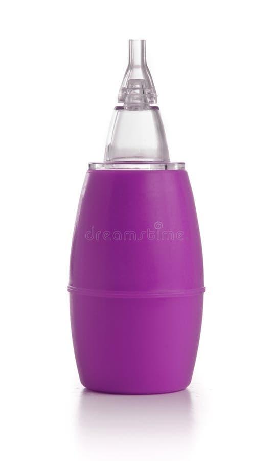 Aspirador nasal de los niños