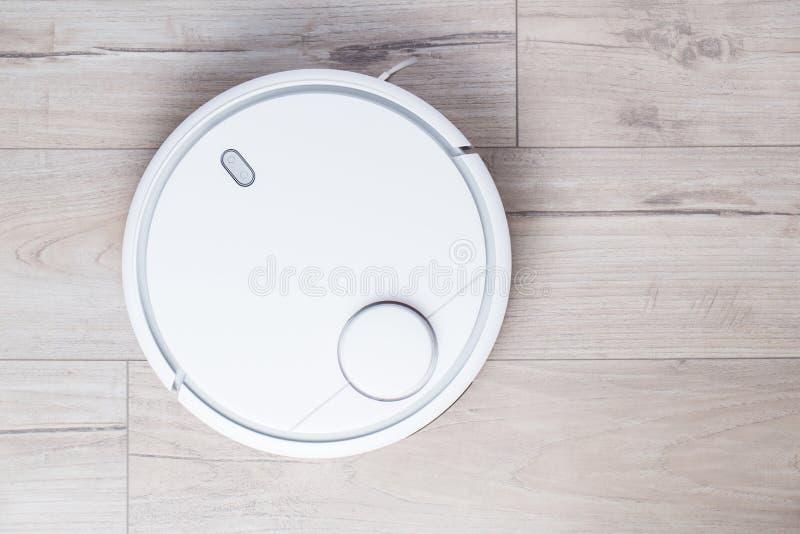 Aspirateur sans fil de robot image libre de droits