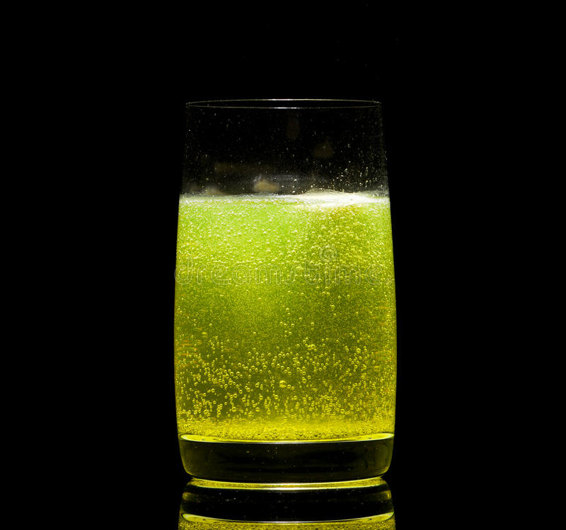 Download Aspirin Tablet In Glass Of Water Stock Photo - Image: 23206446