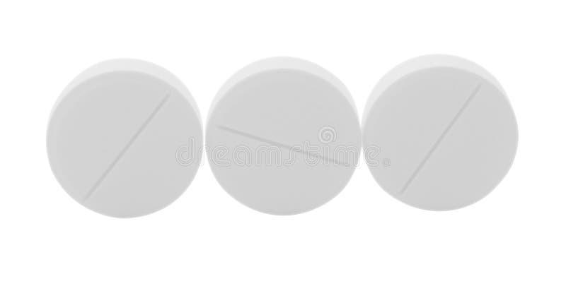Aspirina Fotografia de Stock Royalty Free