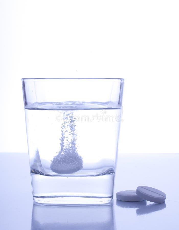 Aspirine photographie stock libre de droits
