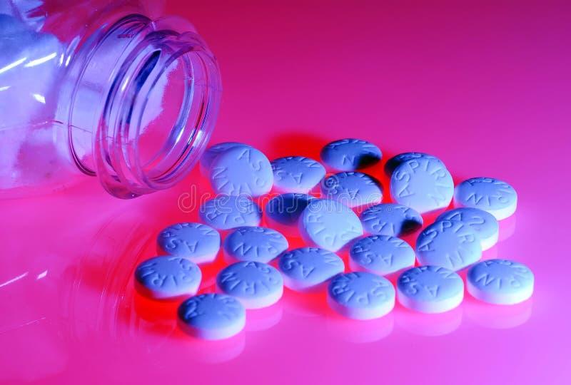 aspiryny. zdjęcie royalty free
