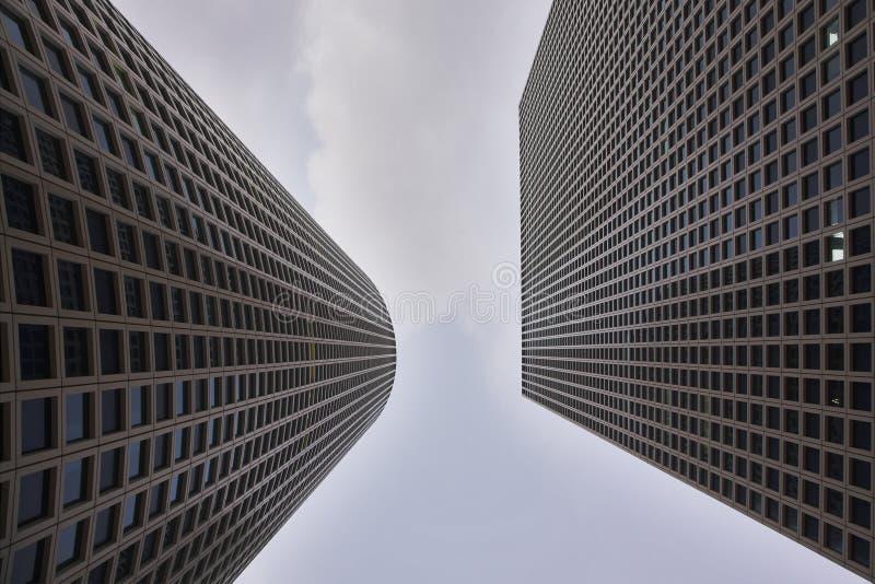 asrieli drapacz chmur centrum wydajni obrazy royalty free