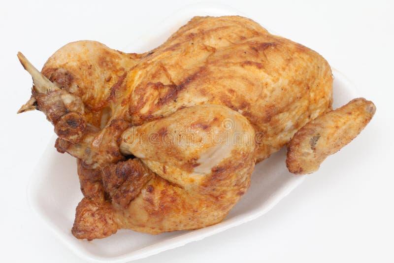 Assado da galinha imagens de stock royalty free