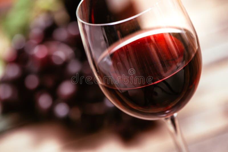 Assaggio del vino rosso fotografie stock libere da diritti