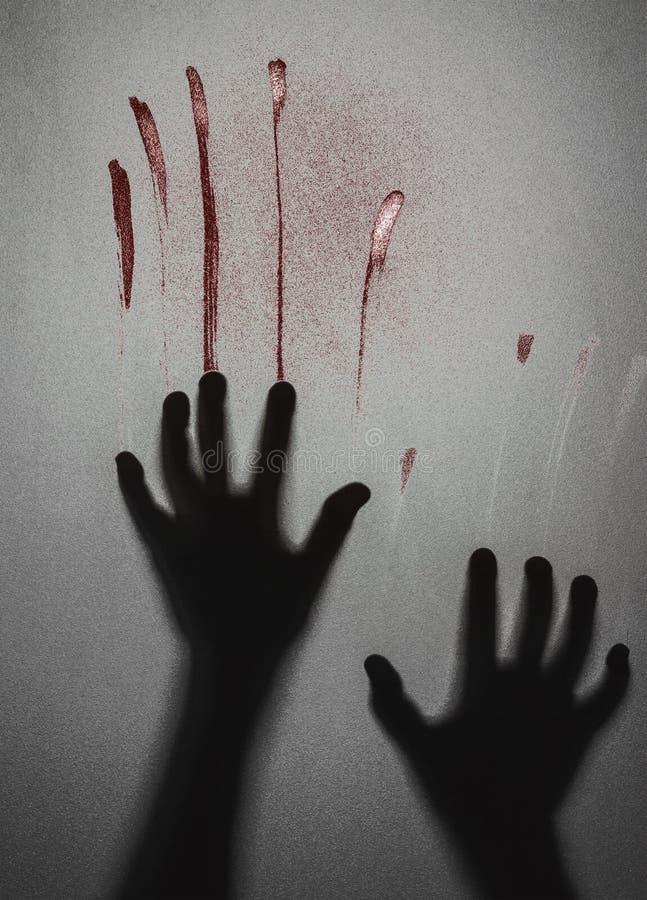 assassinato imagem de stock