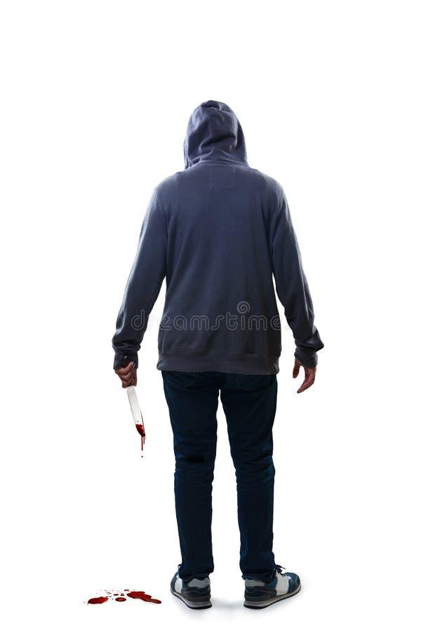 Assassino fotografie stock libere da diritti