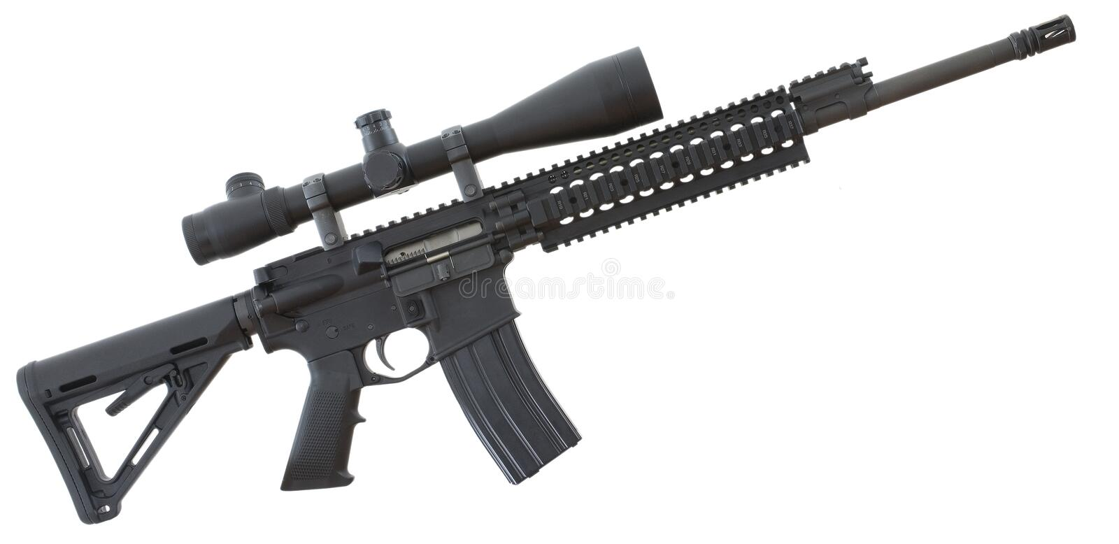 Download Assault Rifle Stock Images - Image: 17486174