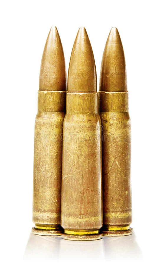 Download Assault Rifle Bullets stock photo. Image of anti, jacket - 18149936