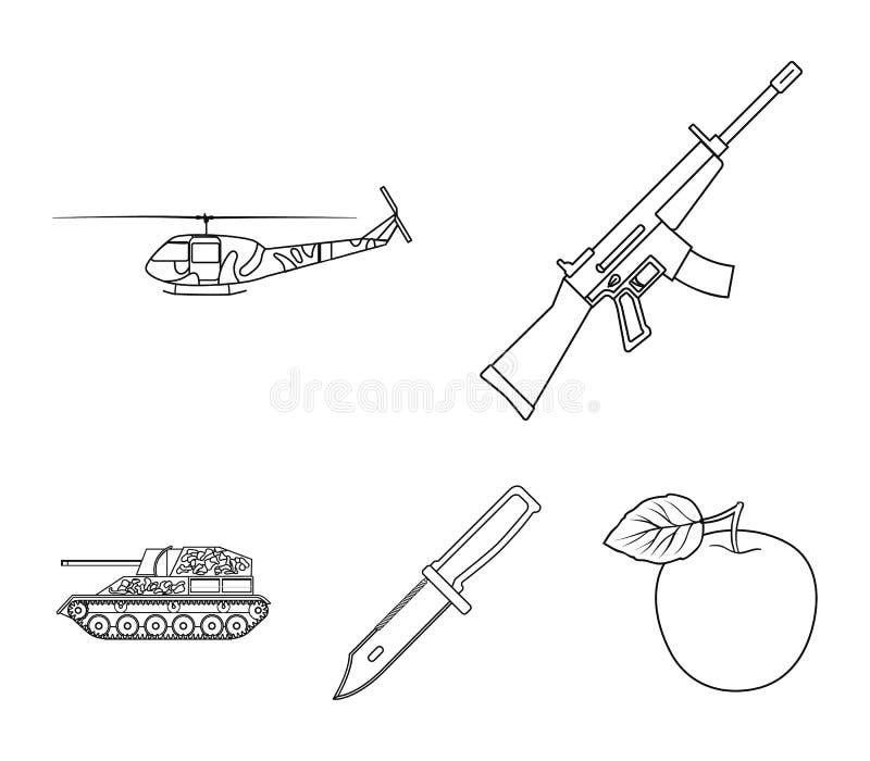 M16 Outline