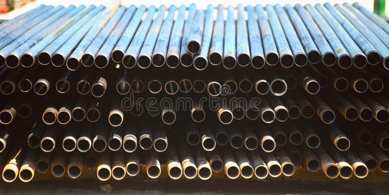 Download Asse di perforazione immagine stock. Immagine di inquinamento - 30830585