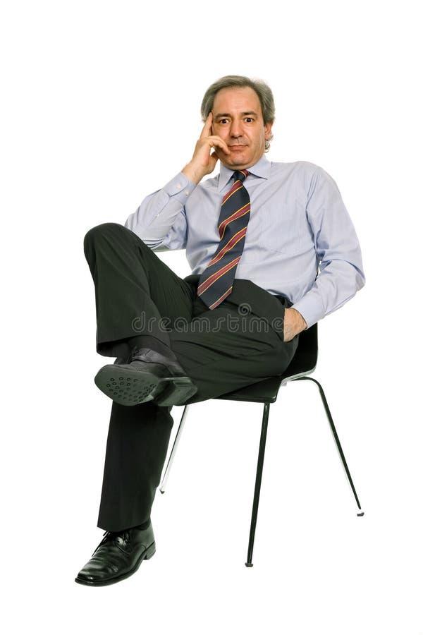 Assento fotografia de stock
