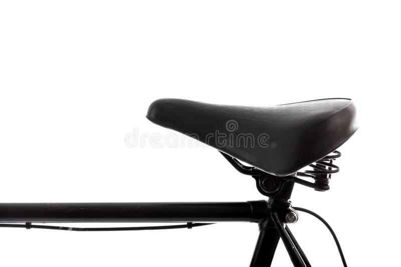 Assento de bicicleta foto de stock