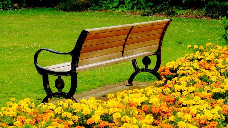 Assento de espera fotografia de stock
