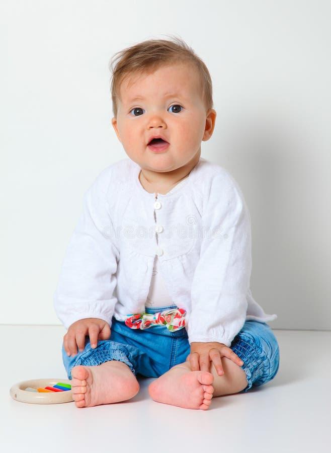 Assento do bebê fotos de stock