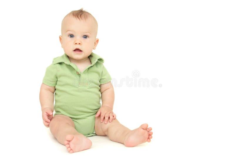 Assento do bebê fotos de stock royalty free