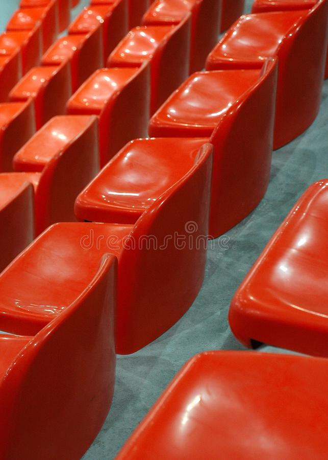 Assentos Center atléticos internos