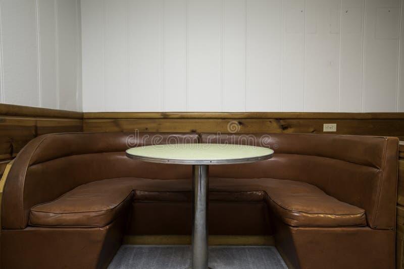 Assentos da cabine foto de stock royalty free