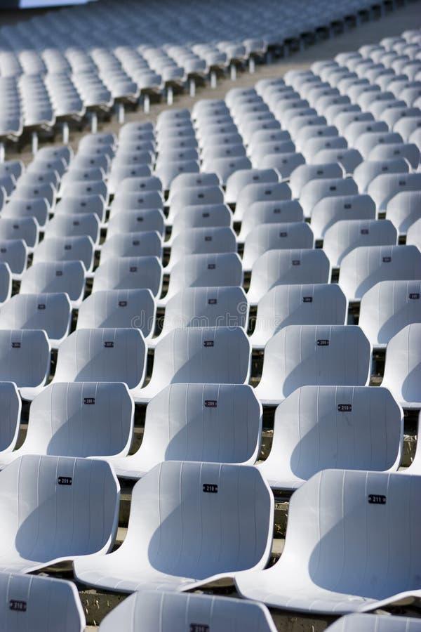 Assentos de Emtoy imagem de stock royalty free