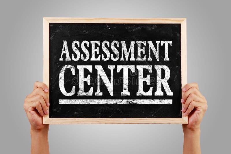 Assessment center stock images