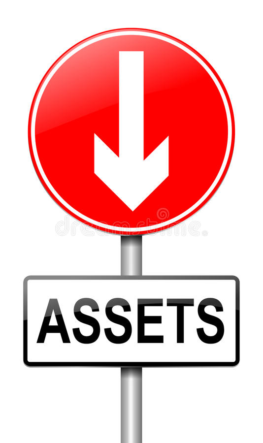 Download Assets Concept. Royalty Free Stock Images - Image: 26125469