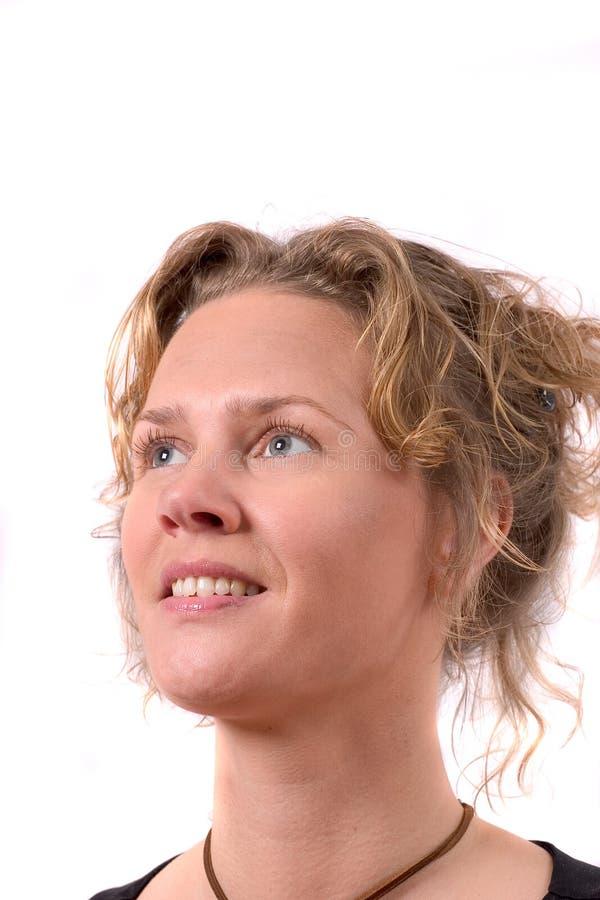 Assez blond image libre de droits