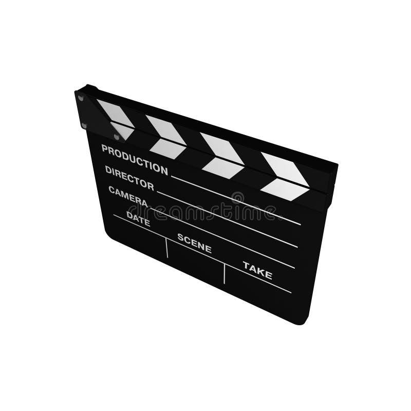 Assicella del cinema immagini stock