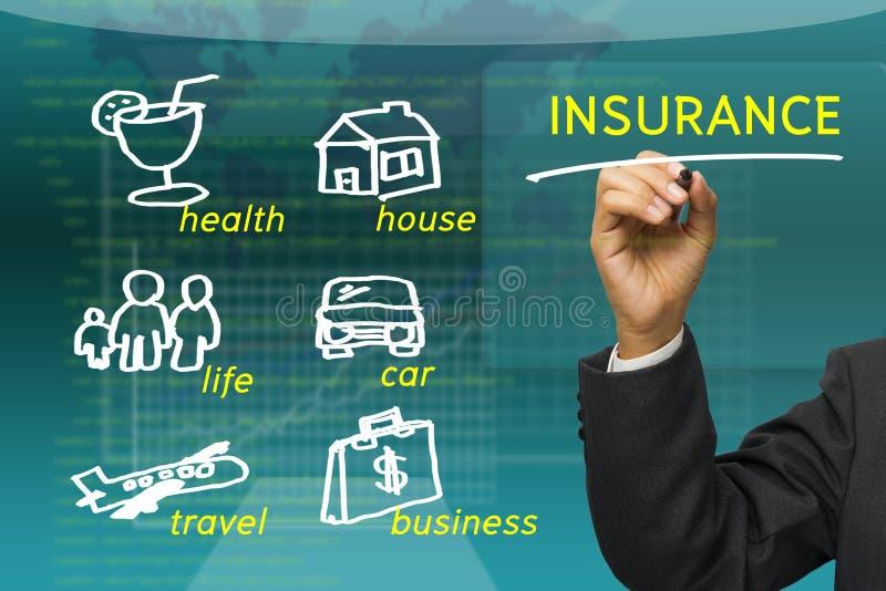 Assicurazione fotografie stock