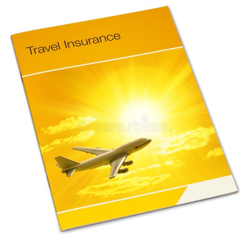 Assicurazione di viaggio fotografie stock libere da diritti