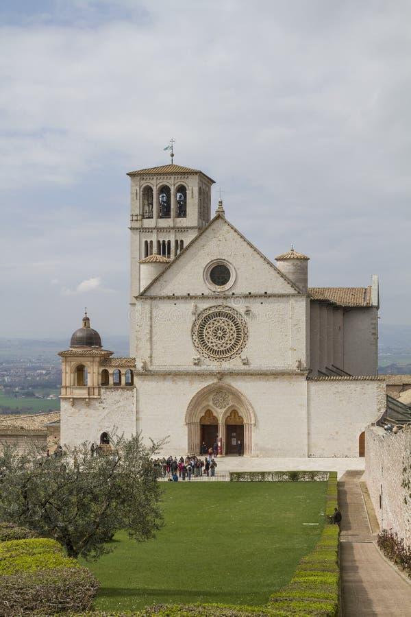 Assisi fotografía de archivo