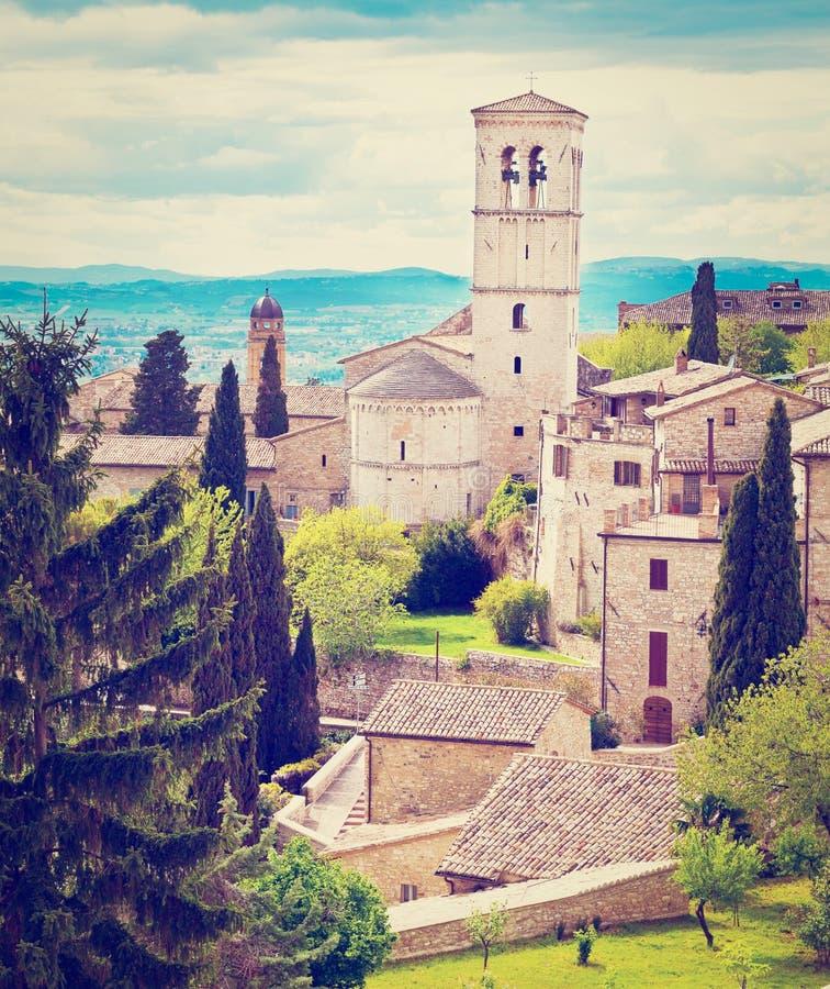 Assisi стоковые изображения