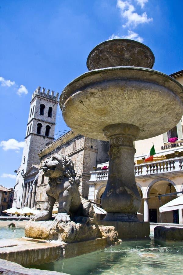 Assisi fotografia de stock royalty free