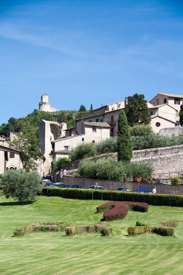 Charming Download Assisi Garden Of Basilica Saint Francis Of Assisi Editorial Image    Image Of Saint,