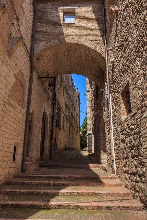 Download Assisi, Italia foto de archivo. Imagen de antiguo, histórico - 100530334