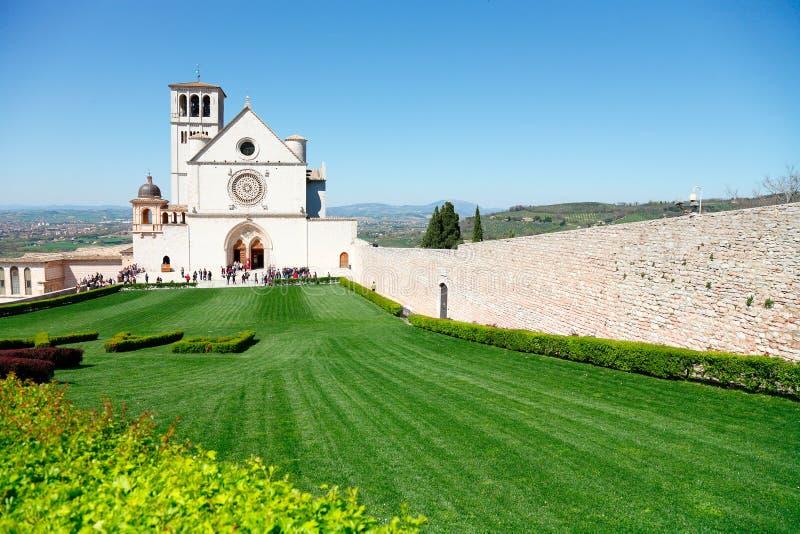 Assisi, Italia foto de archivo