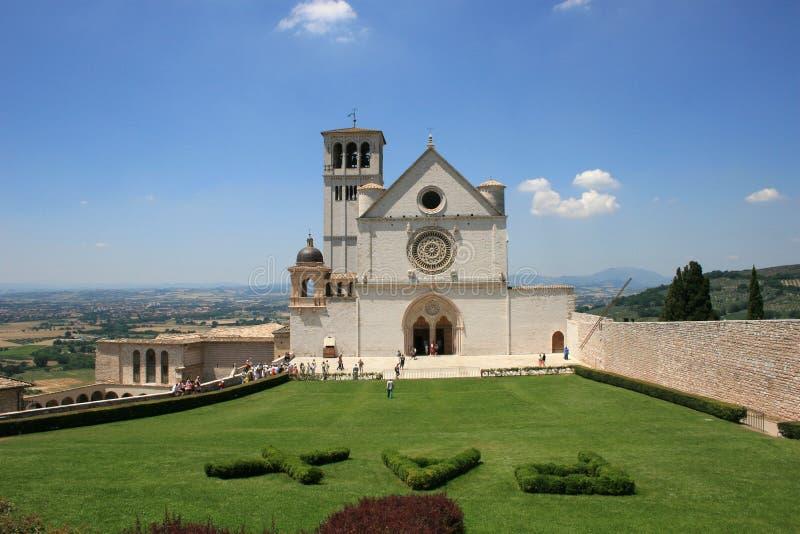 Assisi, Italien lizenzfreie stockfotografie
