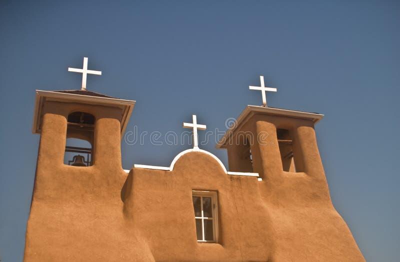assisi kyrkliga de francisco san royaltyfri bild