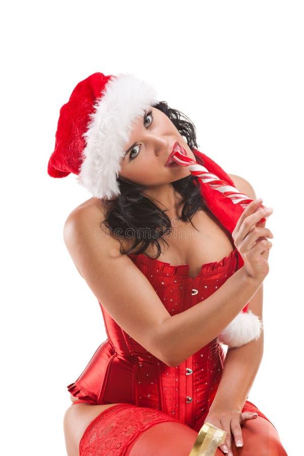 Assistente della Santa immagine stock