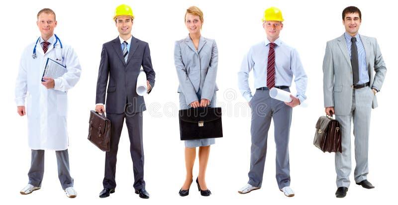 Assistentes sociais imagens de stock