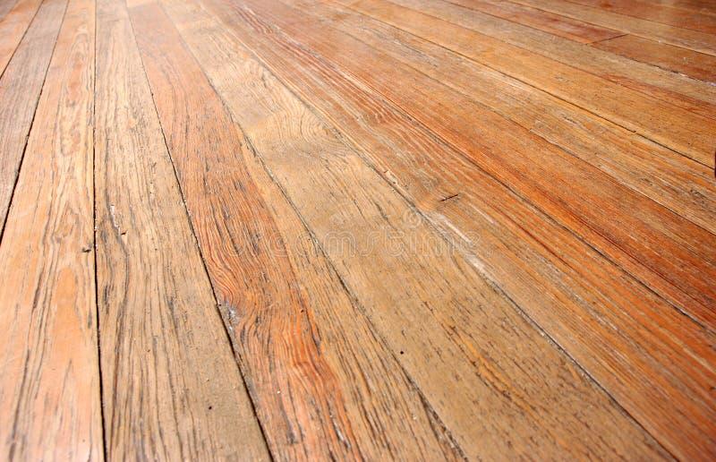 Assoalho de madeira imagens de stock royalty free